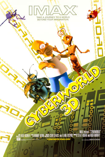 Poster of CyberWorld
