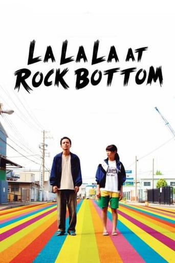 Poster of La La La at Rock Bottom