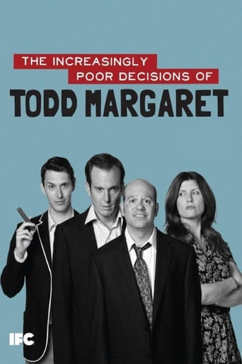 Poster of The Increasingly Poor Decisions of Todd Margaret