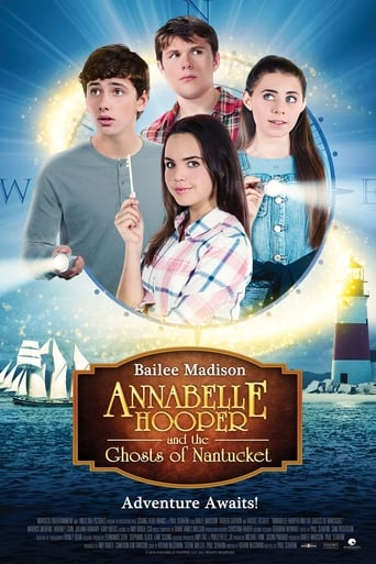 Poster of Annabelle Hooper and the Ghosts of Nantucket