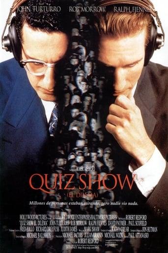 Poster of Quiz Show (El dilema)