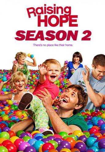 Mažylė Houp / Raising Hope (2011) 2 Sezonas