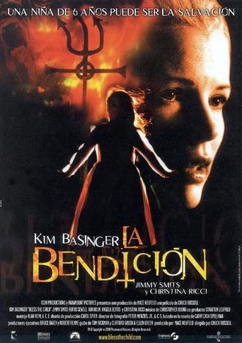 Poster of La bendición