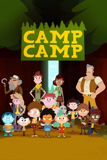 Poster of Camp Camp