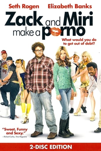 Poster of Popcorn Porn: Watching 'Zack and Miri Make a Porno'