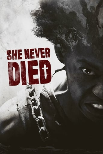 Poster of She Never Died