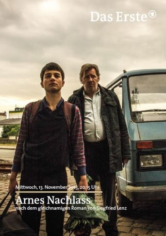 Arnes Nachlass - Drama / 2013 / ab 0 Jahre