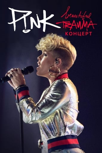 Poster of Beautiful Trauma Live: P!nk