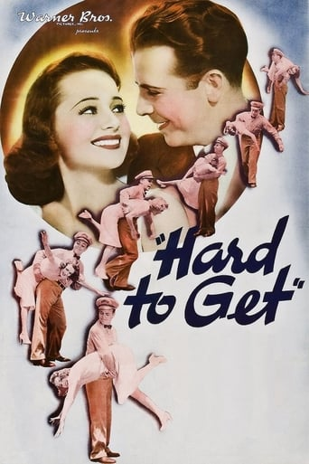Poster of Hard to Get