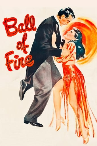 Poster of Ball of Fire