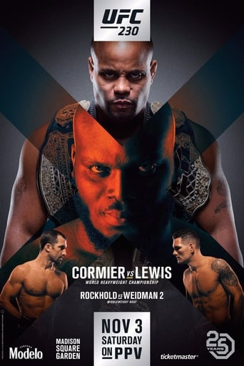 Watch UFC 230: Cormier vs. Lewis Online Free Putlocker