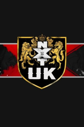 Poster of WWE NXT UK