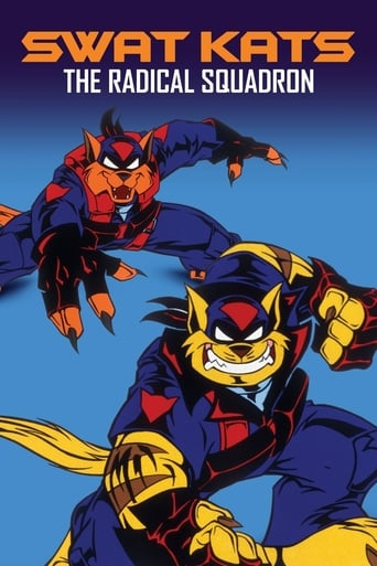 Capitulos de: SWAT Kats: The Radical Squadron