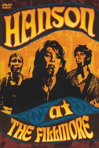 Poster of Hanson: At the Fillmore