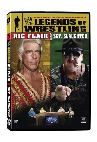 Poster of WWE: Legends of Wrestling - Ric Flair and Sgt. Slaughter