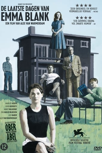Poster of The Last Days of Emma Blank