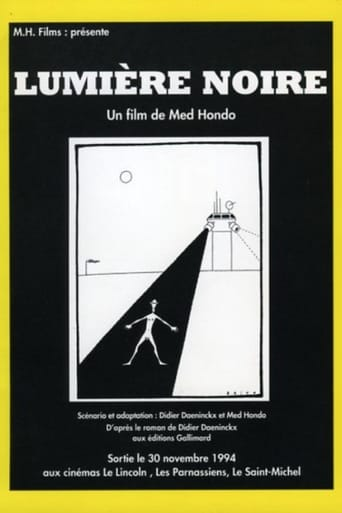 Poster of Black Light