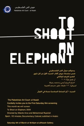 To Shoot an Elephant