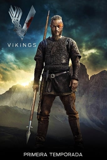 Vikings 1ª Temporada - Poster