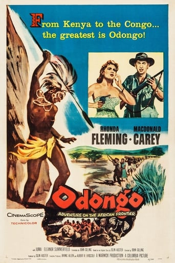 Poster of Odongo