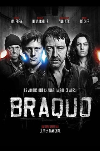 Poster of Braquo