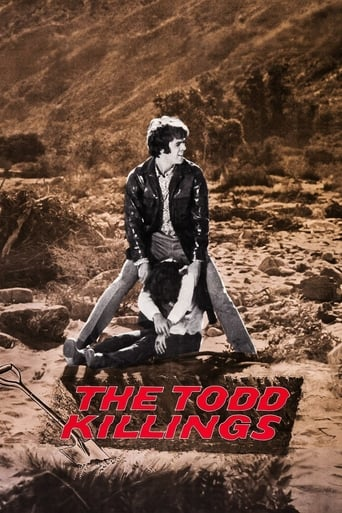 Poster of The Todd Killings