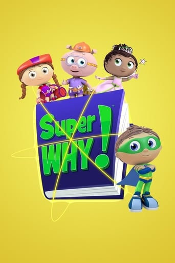 Capitulos de: Super Why!