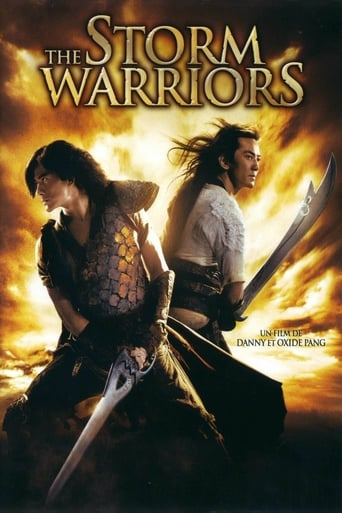 Poster of The Storm Warriors