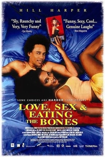 Poster of Love, Sex, and Eating the Bones