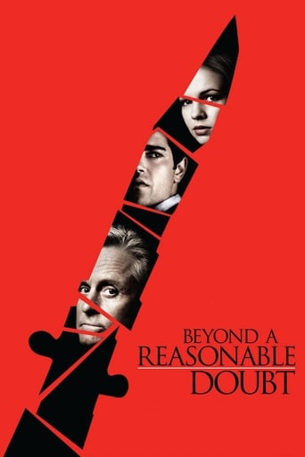 Beyond a Reasonable Doubt (2009) - poster