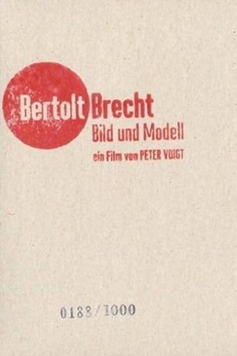 Poster of Bertolt Brecht - Bild und Modell