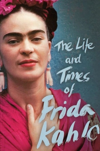 Poster of The Life and Times of Frida Kahlo