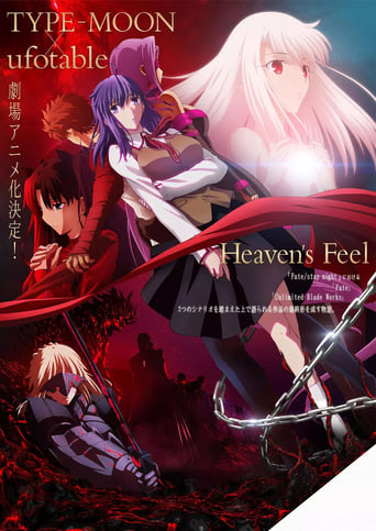 Fate/Stay Night: Heaven's Feel III. Spring Song Movie Poster