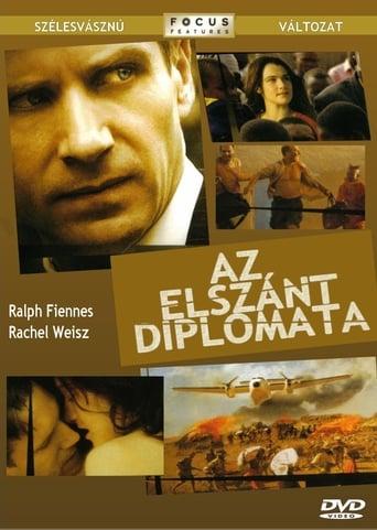 Poster of Az elszánt diplomata