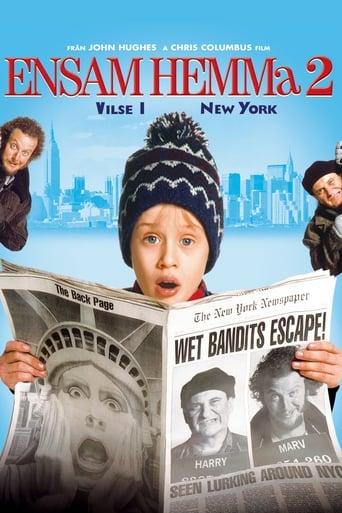 Ensam hemma 2 - Vilse i New York