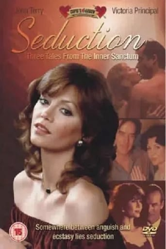 Poster of Seduction: Three Tales from the 'Inner Sanctum'
