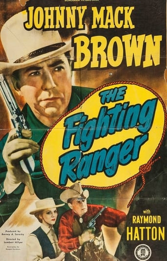 Poster of The Fighting Ranger