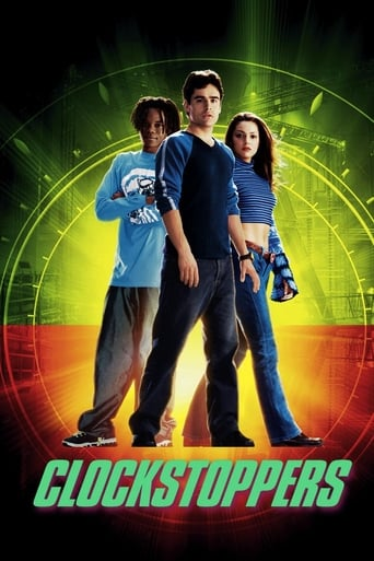 Poster of Clockstoppers