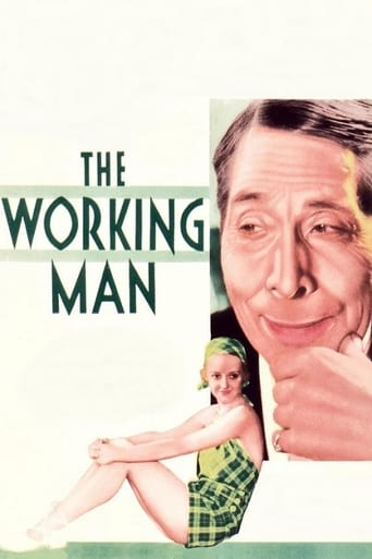 The Working Man Movie Poster