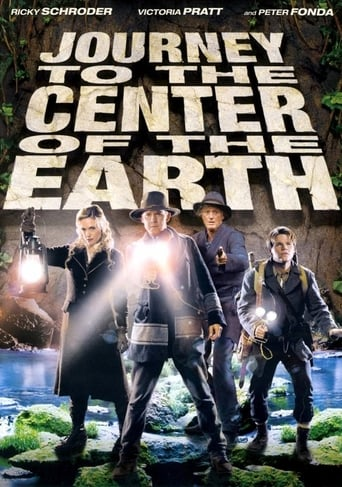 Poster of Journey to the Center of the Earth
