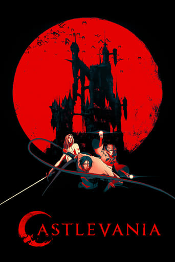 Poster of Castlevania