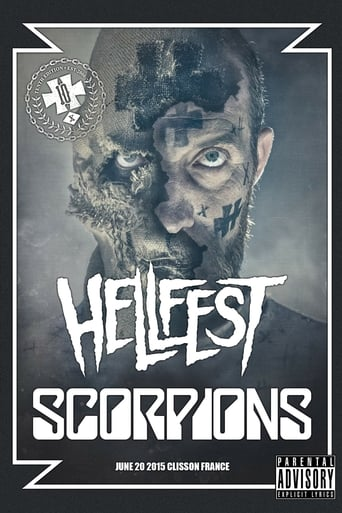 Poster of Scorpions - Live in Hellfest