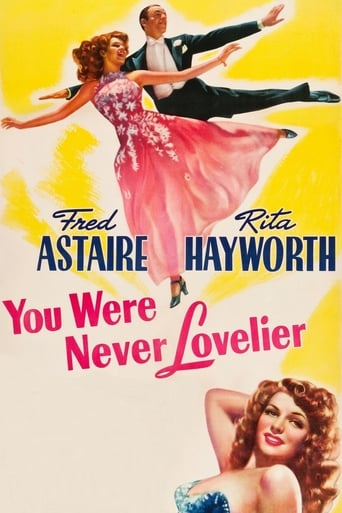 Poster of You Were Never Lovelier