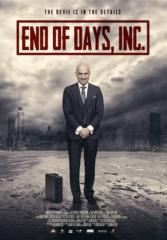 Poster of End of Days, Inc.