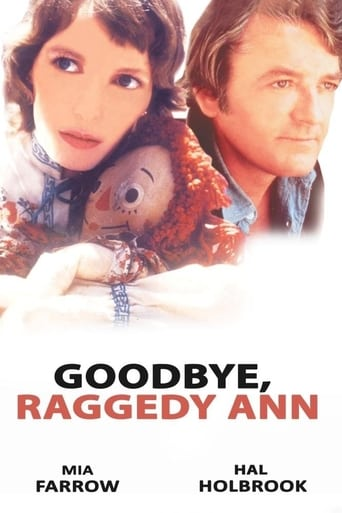 Poster of Goodbye, Raggedy Ann
