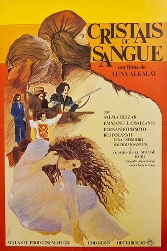 Poster of Cristais de Sangue
