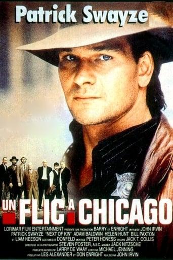 Poster of Un flic à Chicago