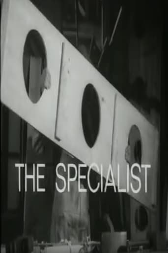 Poster of The Specialist