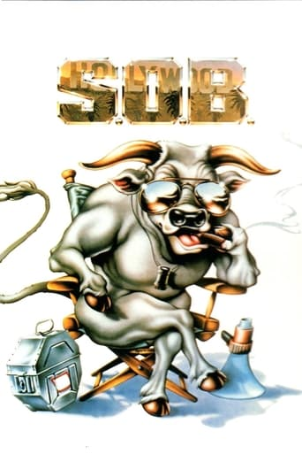 Poster of S.O.B.