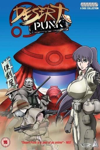 Poster of Desert Punk